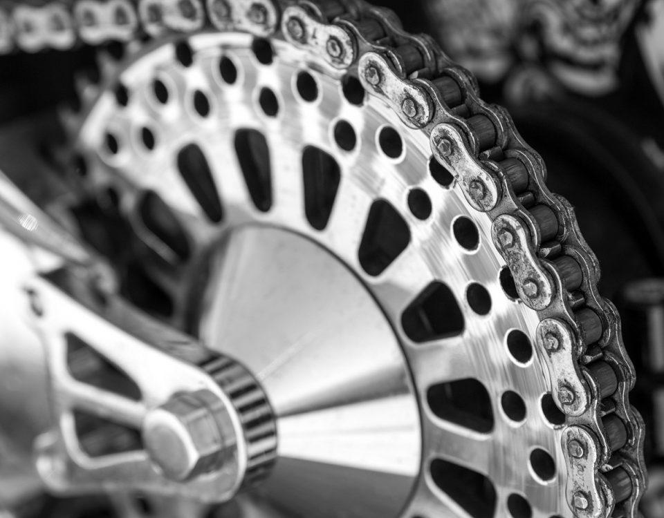 kit chaînes pour moto et quad